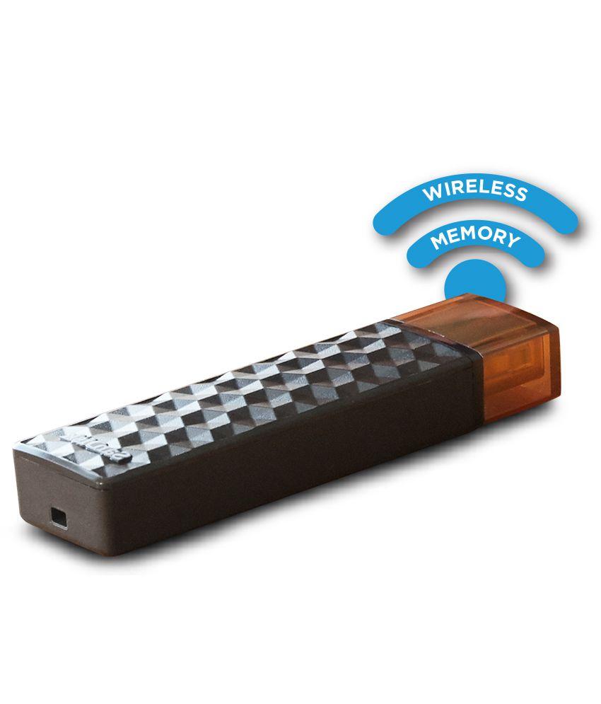 sandisk connect wireless stick 64 gb utility pendrive. Black Bedroom Furniture Sets. Home Design Ideas