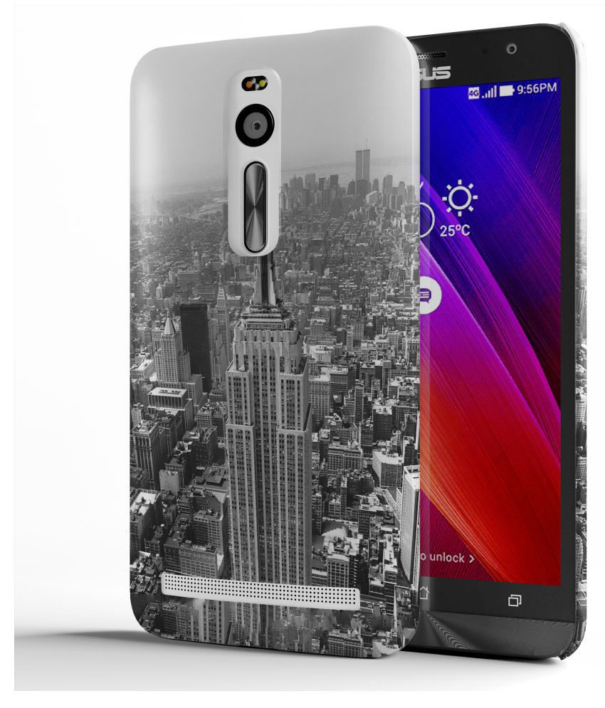Asus Zenfone 2 Printed Cover By Koveru
