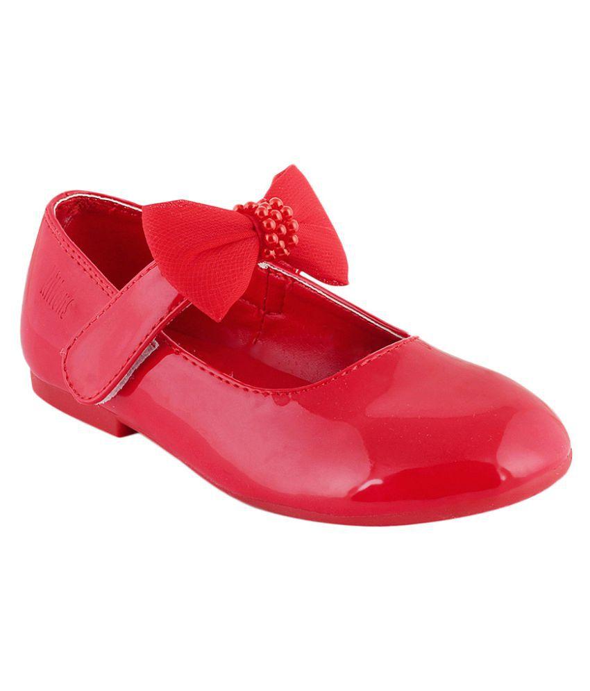 Kittens Red Ballerinas Price in India Buy Kittens Red Ballerinas