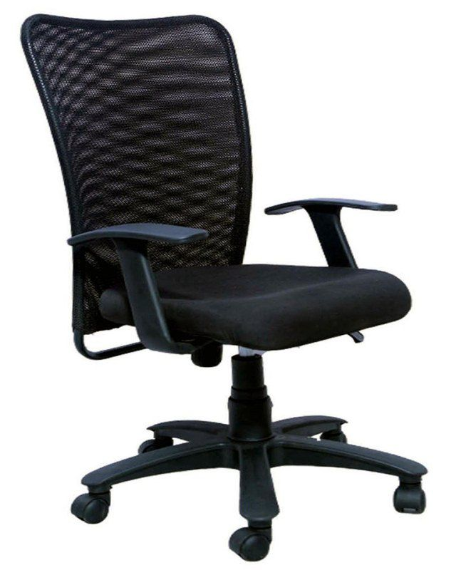1 5f60c - Sapphire Medium Back Office Chair for Rs 1599