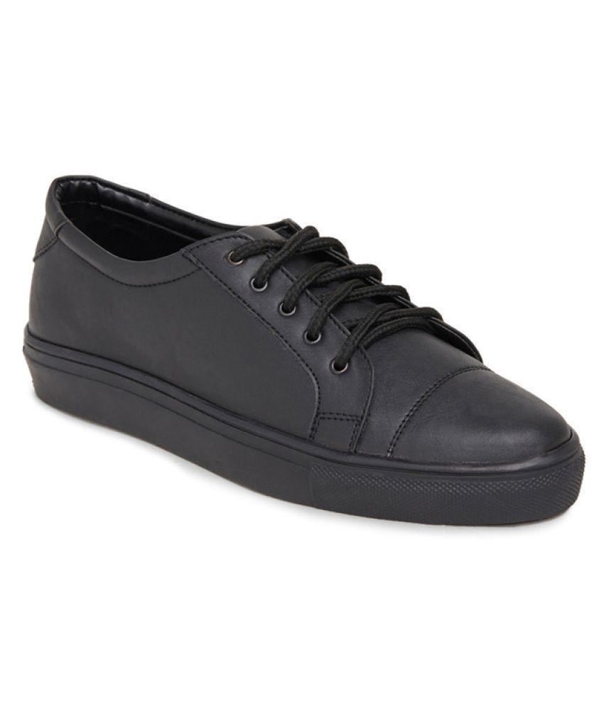 Marc Loire Black Sneakers