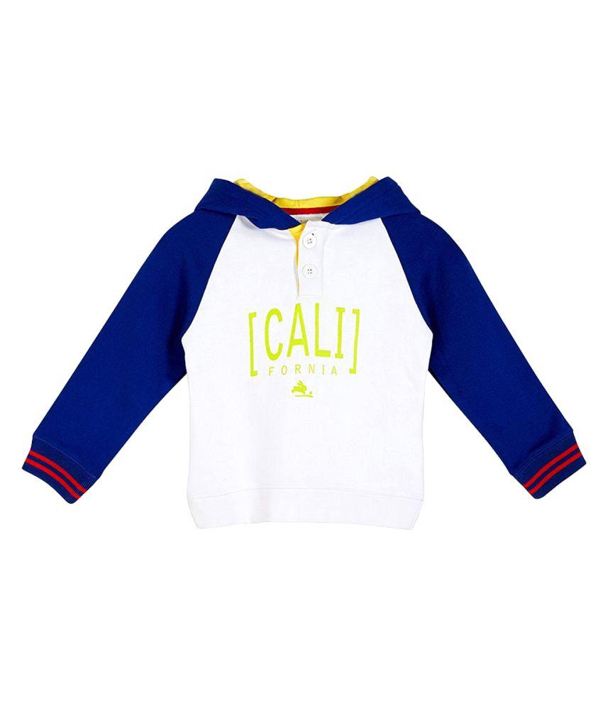 Cherry Crumble California Multicolor Crew Neck Sweatshirt