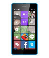 REFURBISHED Microsoft Lumia 540(8GB-Cyan)