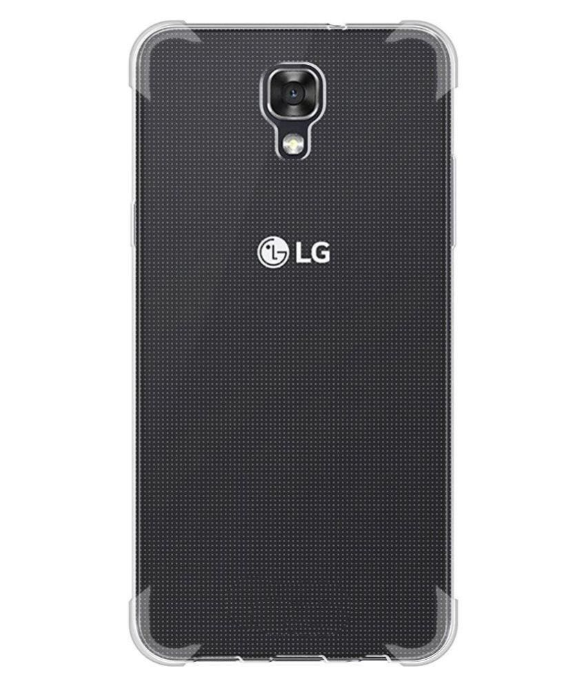 on sale 3dba9 64c57 LG X Screen K500i Cover by Ziaon - Transparent