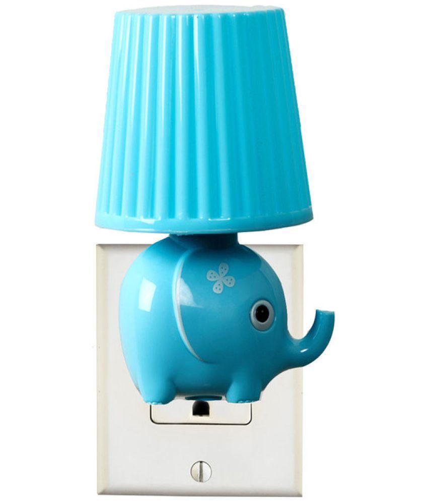 Night lamps india - Tayhaa Night Lamps Blue