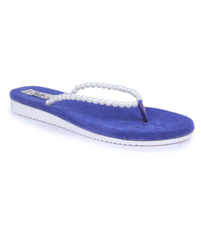 Sindhi Footwear White Flats