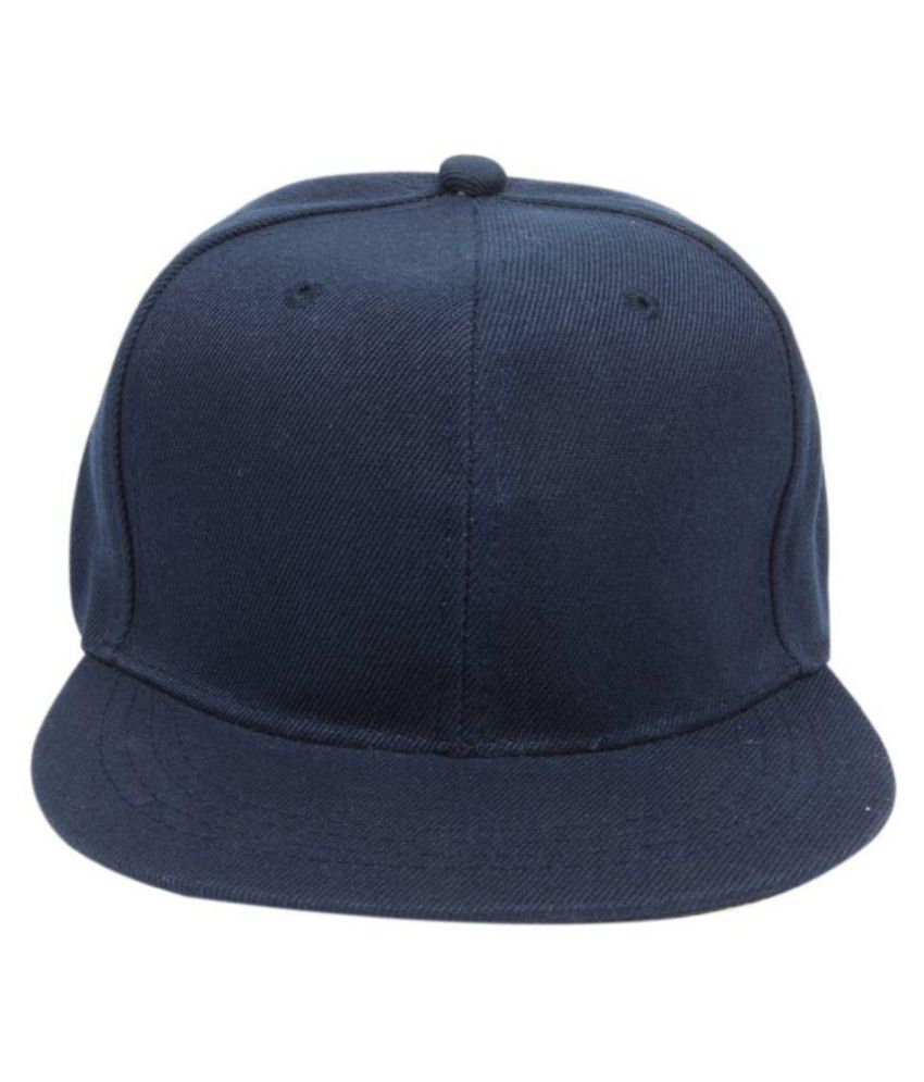 FAS Navy Blue Snapback and Hip Hop Cap - Buy Online   Rs.  2ebb867db20
