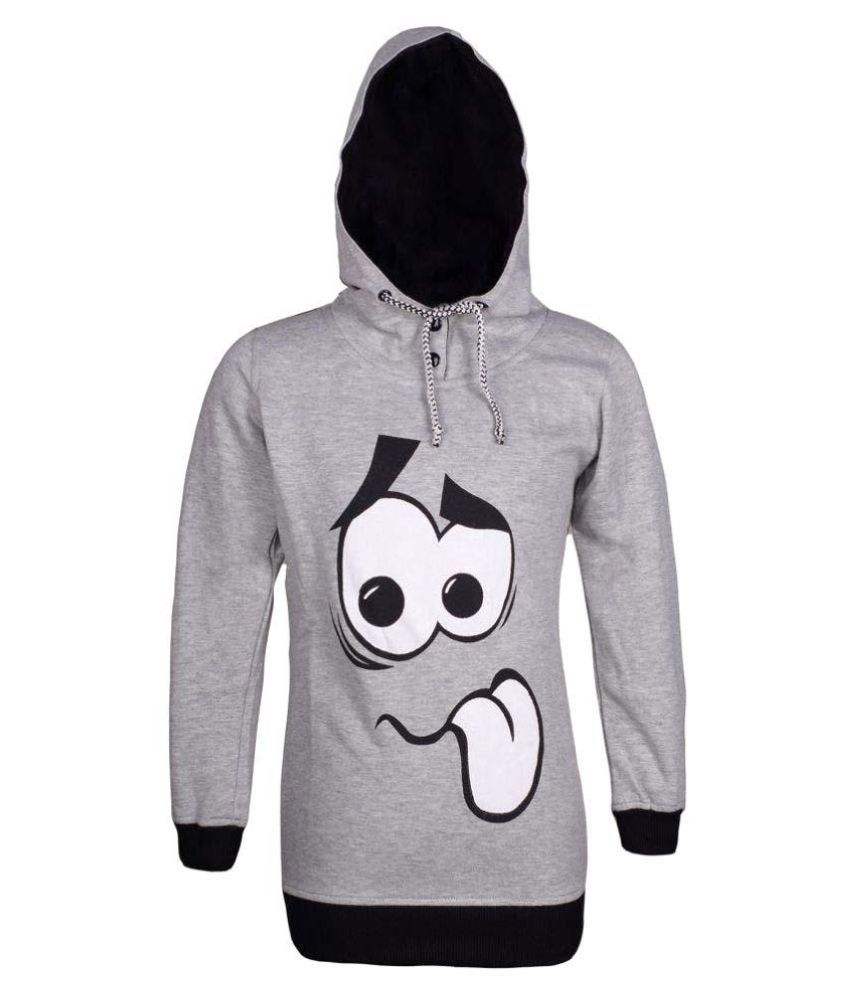 Naughty Ninos Grey Sweatshirt