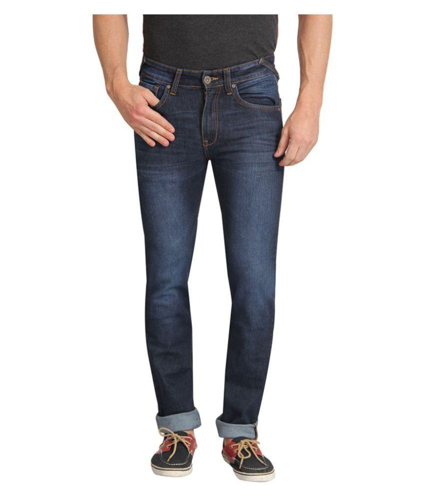 Pepe Jeans Blue Skinny Faded