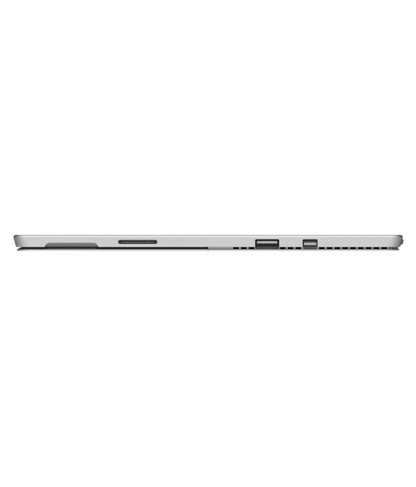 Microsoft Surface Pro 4 6th Gen Intel Core I5 4gb Ram 128gb Ssd Windows 10 Silver