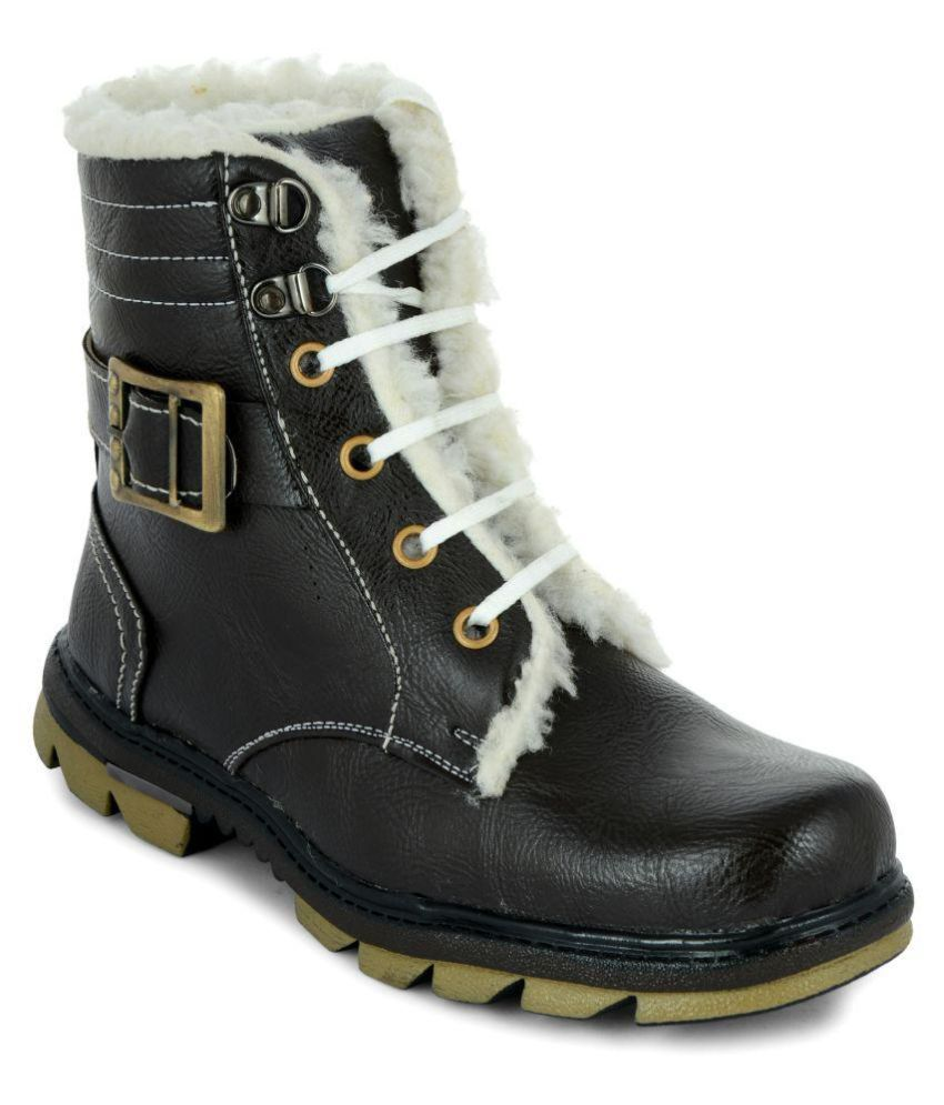 Antino Zapatos Black Party Boot