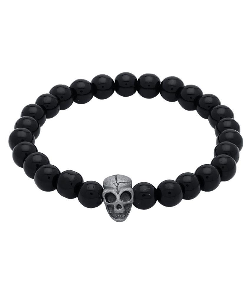 Voylla Black Bracelet