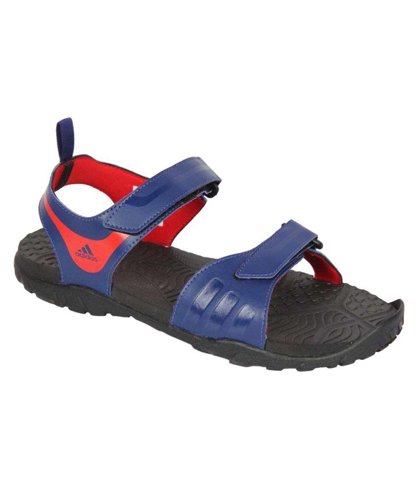 15751b361a26 Adidas ESCAPE 2.0 MS Blue Floater Sandals - Buy Adidas ESCAPE 2.0 MS Blue  Floater Sandals Online at Best Prices in India on Snapdeal