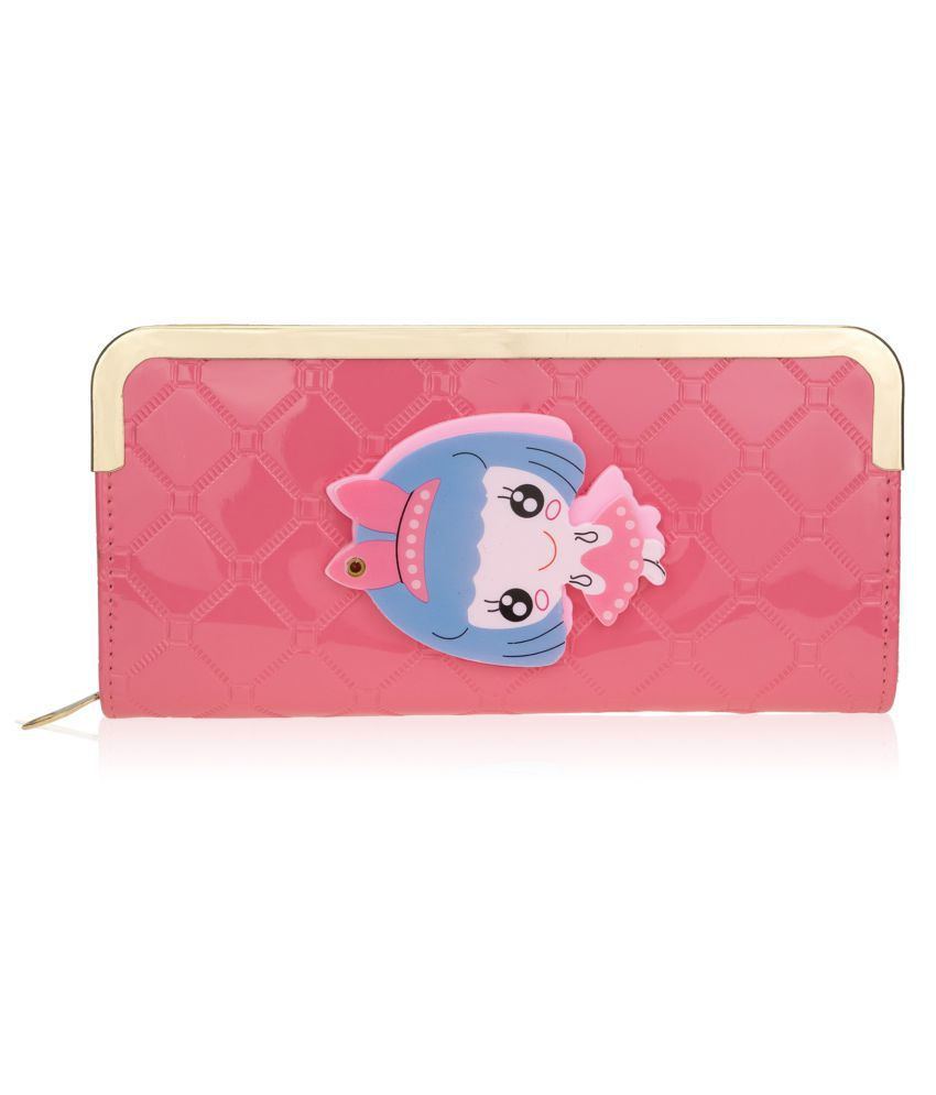 Kaos Pink Wallet