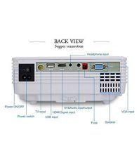 Cubit uc90 LCD Projector 800x600 Pixels (SVGA)