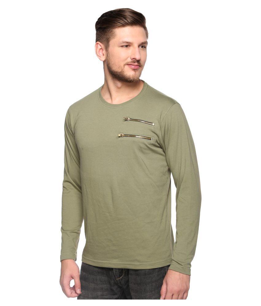 Club York Green Round T-Shirt