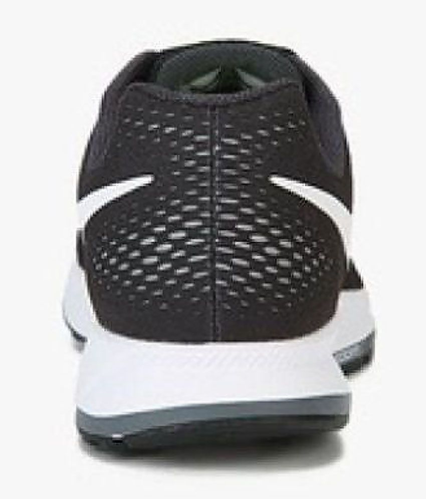 ... Nike Air zoom 33 pegasus Nike Air Zoom Pegasus 33 Black Training Shoes  ... d6407a88b1