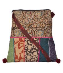 Style And Culture Multi Cotton Jhola