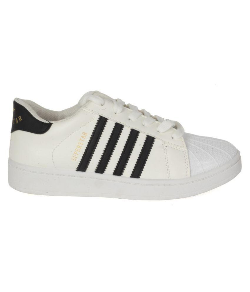 Max Air Superstar White Training Shoes Max Air Superstar White Training  Shoes ... c703e89a6