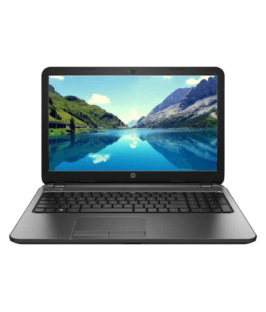 HP 250 G4 (T3Z17PT) Notebook (5th Gen Intel Core i3- 4GB RAM- 500GB HDD- 39.62 cm (15.6)- DOS) (Black)