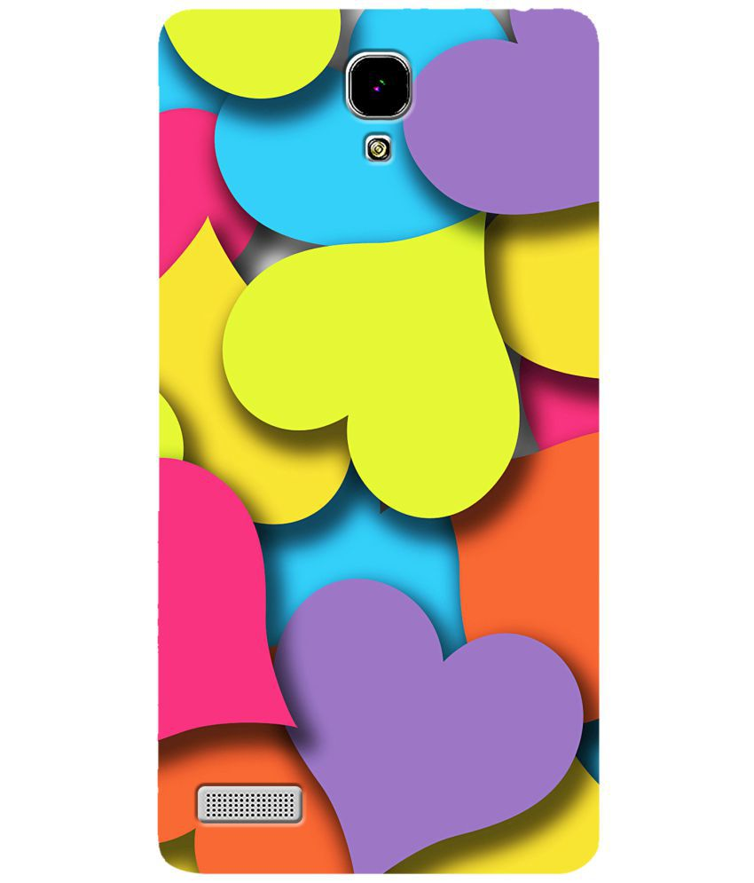 Xiaomi Redmi Note Prime Printed Cover By SWAGMYCASE