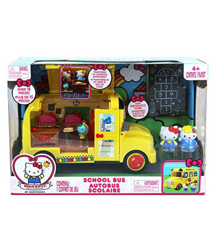 Hello Kitty School Bus