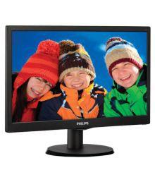 Philips Philips 163V5LSB23/94 40 Cm (15.6) HD LED Monitor