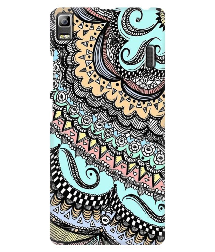 Lenovo A7000 Printed Cover By SWAGMYCASE
