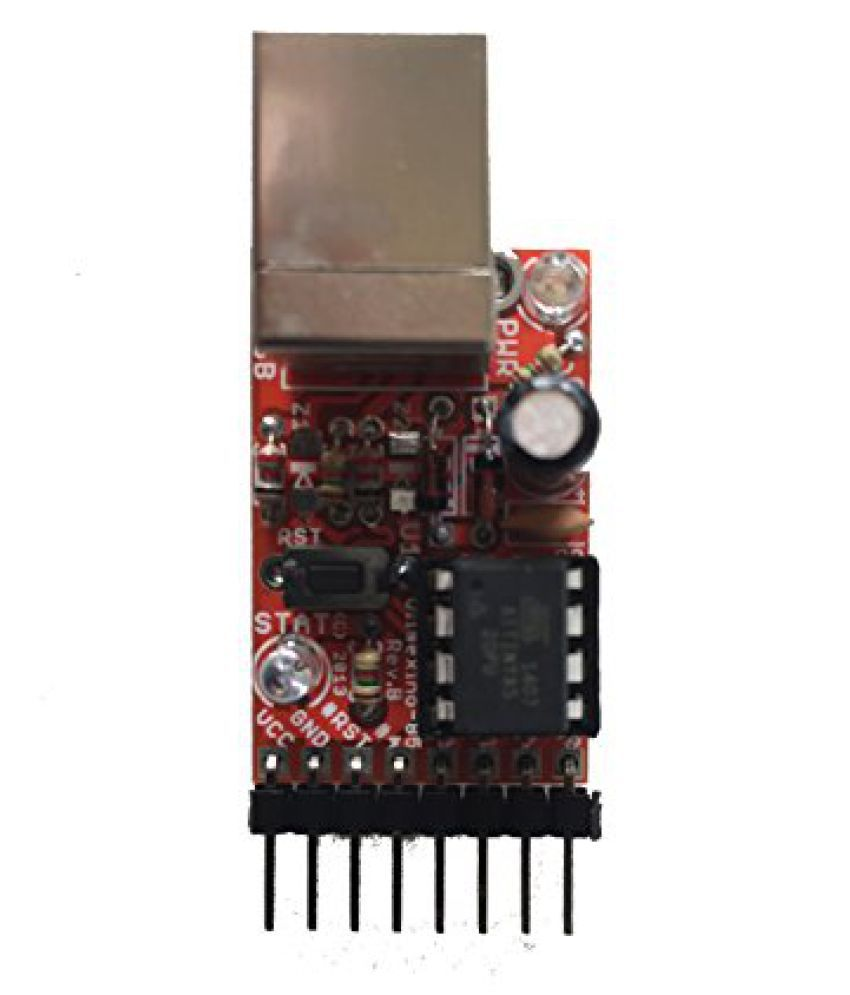 OLIMEXINO-85-ASM arduino compatible ATtiny85 kids educational playing toy