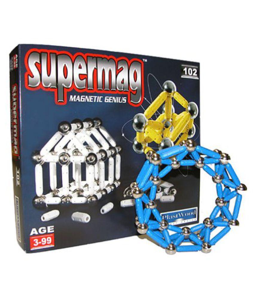 Supermag Supermag 102pc Set
