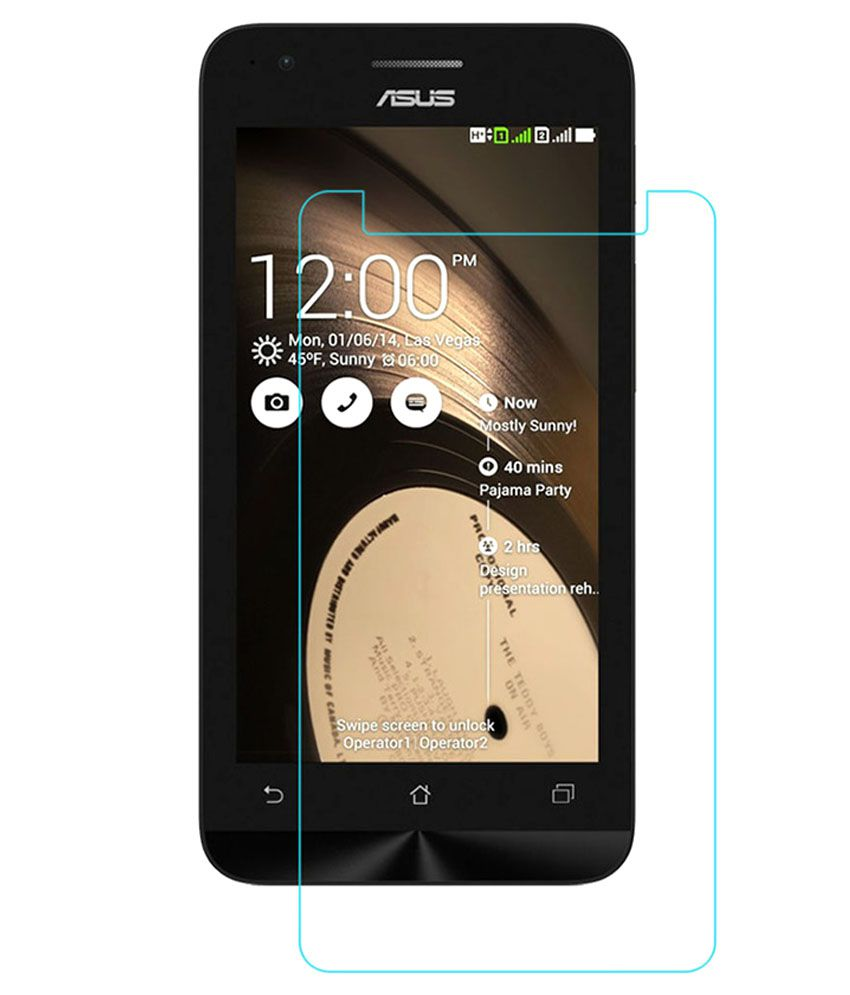 Asus Zenfone C Tempered Glass Screen Guard By Acm