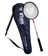 Vixen Carbonex Plus 1000 Strung Badminton Racquet