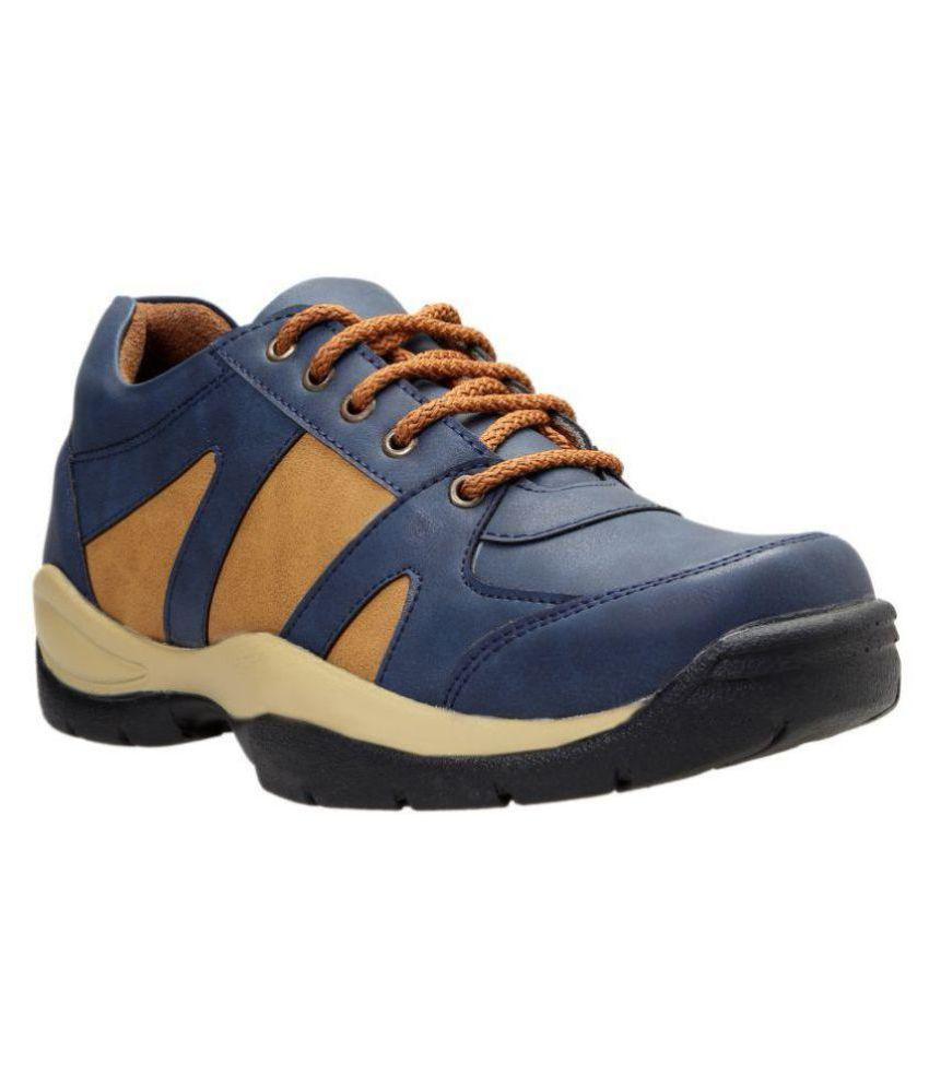 Tomcat Blue Casual Boot