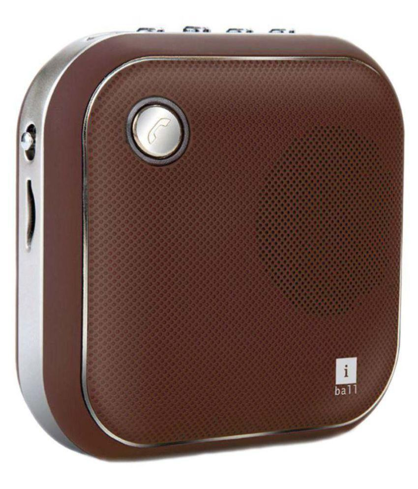 iBall BT6 Portable Speaker   Other