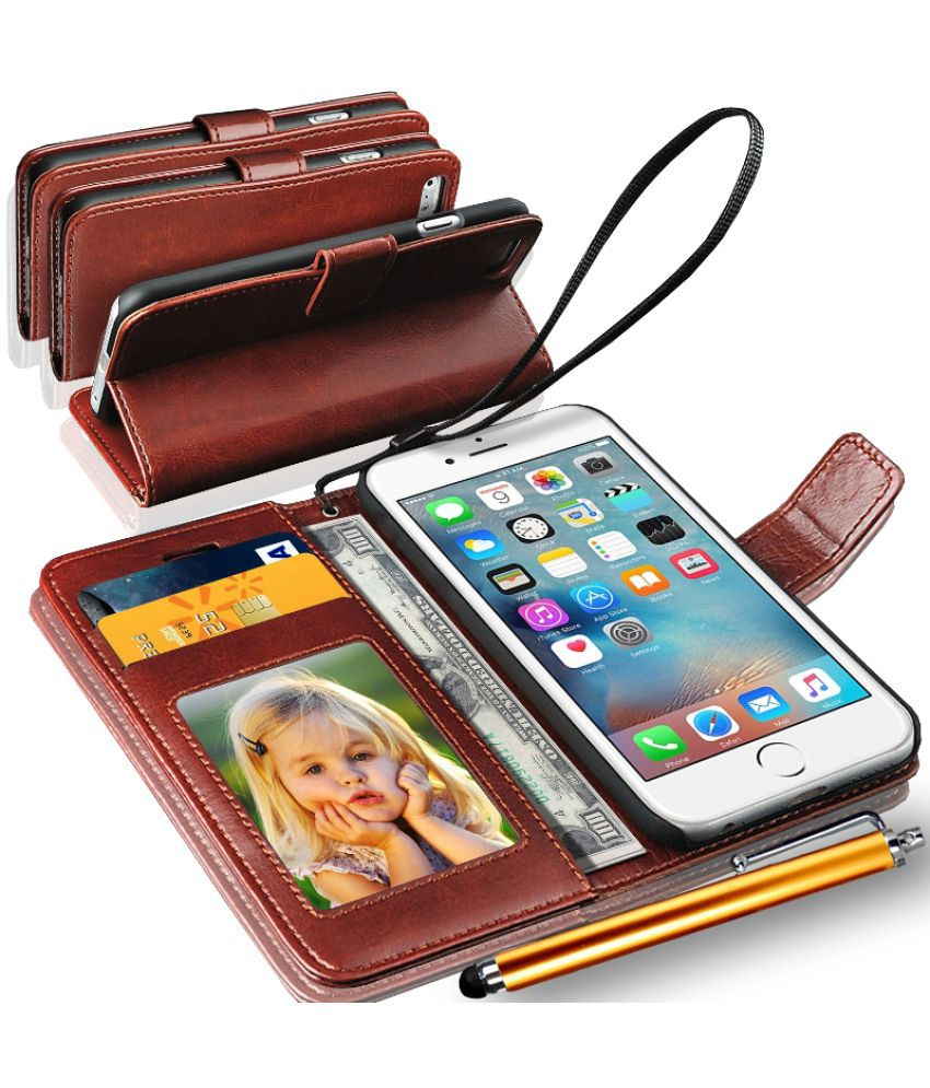 pretty nice 8fa44 4f401 Apple Iphone 6S Plus Cover Combo by N+ INDIA