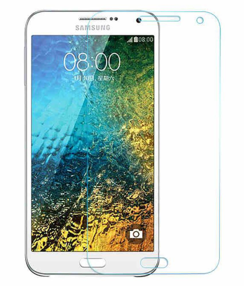 Samsung Galaxy C5 Tempered Glass Screen Guard By Hutz