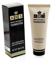 Ads Good Choice Free Kajal With Pressed Powder Foundation Beige 60 Ml