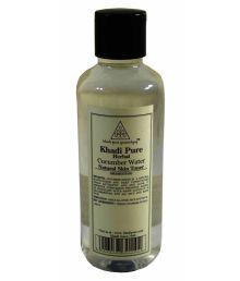 Khadi Pure HERBAL ROSE SKIN TONER  Skin Tonic 210 Gm