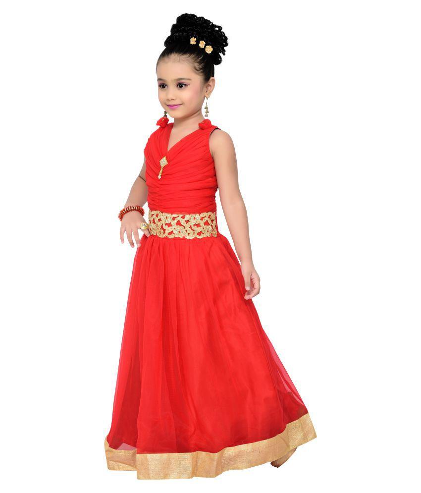 Adiva Girls Party Wear Gown Buy Adiva Girls Party Wear Gown