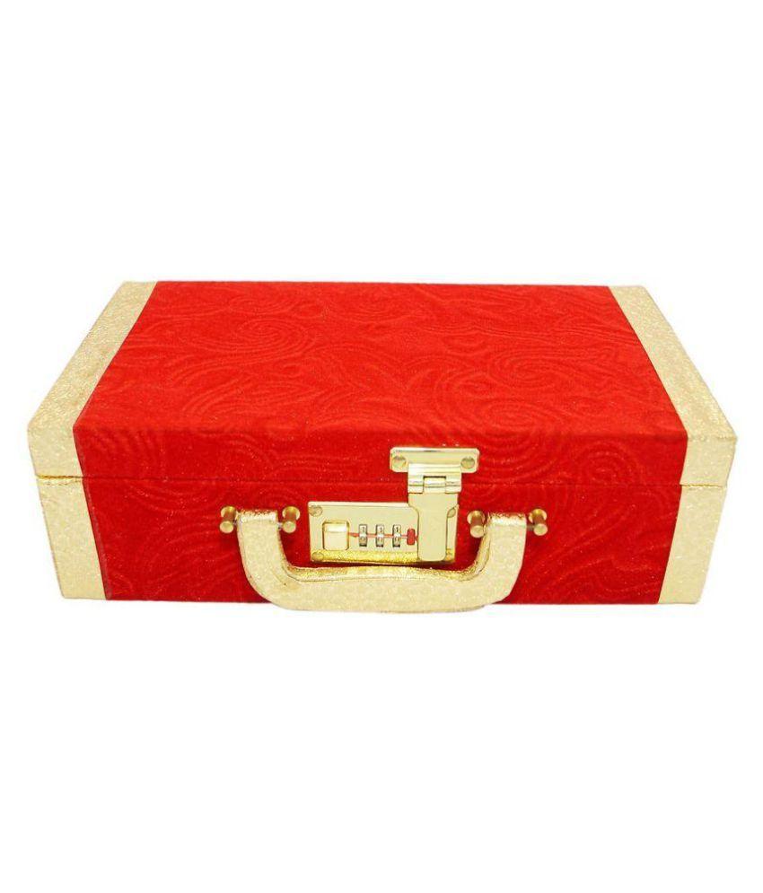 Bonanza Red Bangle Jewelry Box