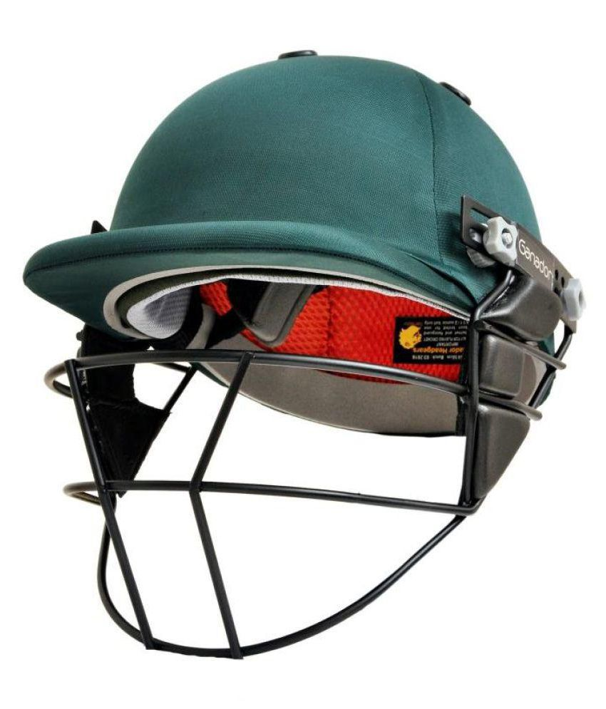 d83afa17743 Ganador Green M (Youth) Chin   Nape Helmet Price in India