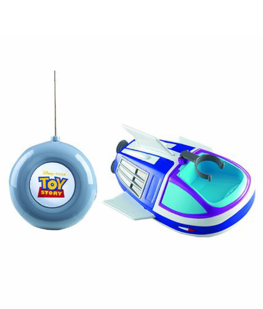 TYCO R/C Toy Story 3 Buzz Space Ship Radio Control Vehicle: Buy TYCO