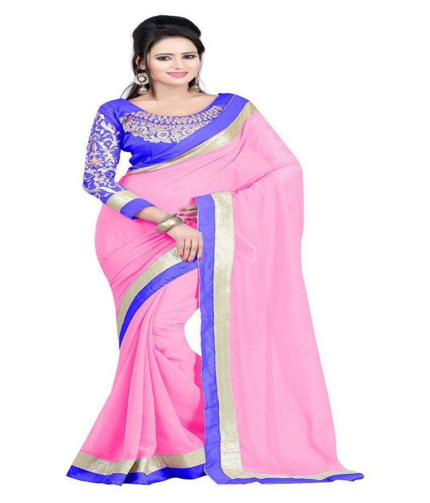 A To Z Enterprises Multicoloured Art Silk Saree Combos