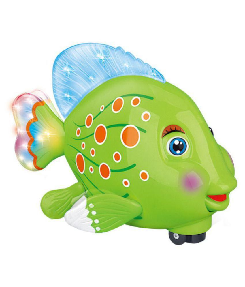 Kids Villa Swing N\' Glow Fish Assorted Color - Buy Kids Villa Swing ...