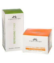 Organic Therapie Day Cream 50 Gm Pack Of 2