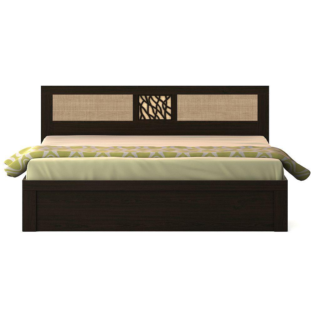 spacewood tulip storage queen size bed buy spacewood tulip storage