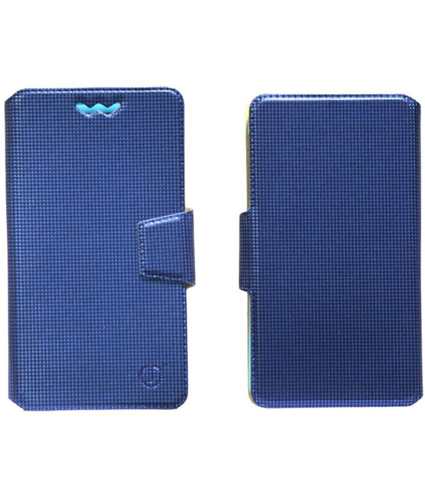 Vivo Y31A Flip Cover by Jojo - BLUE