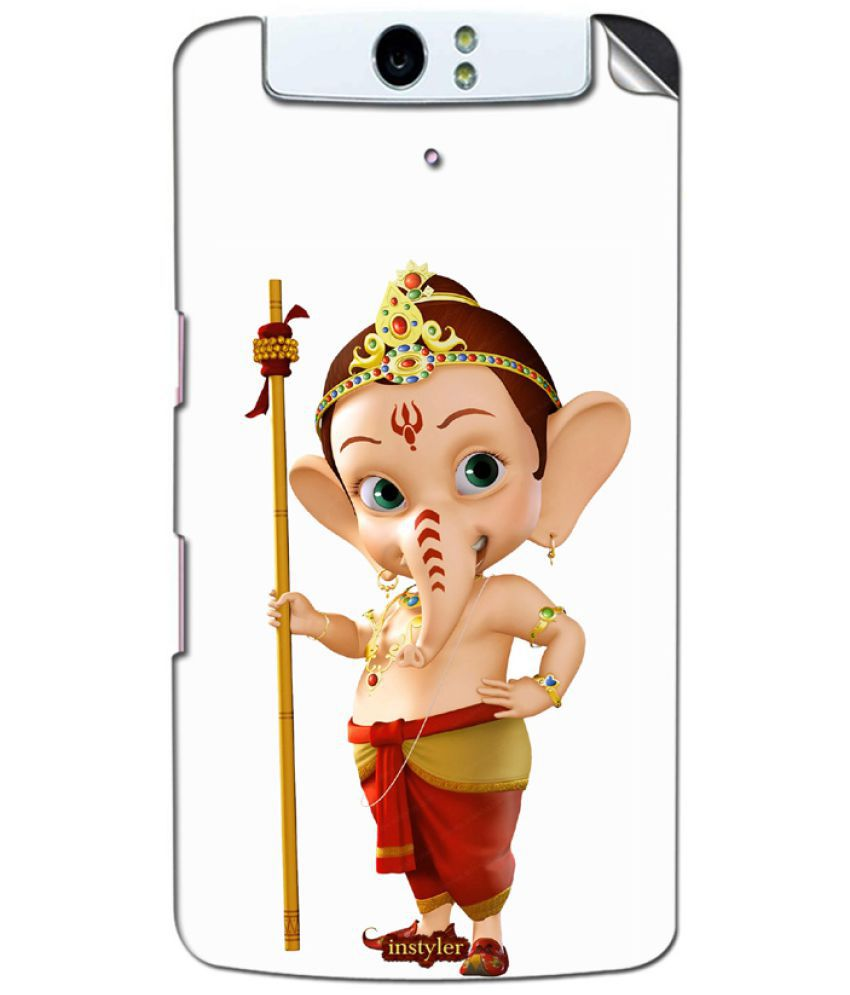 Oppo N1 Designer Sticker by Instyler
