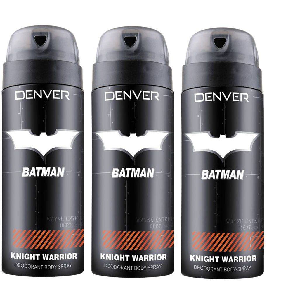 Denver Batman knight Warrior Body spray ( 150 ml )