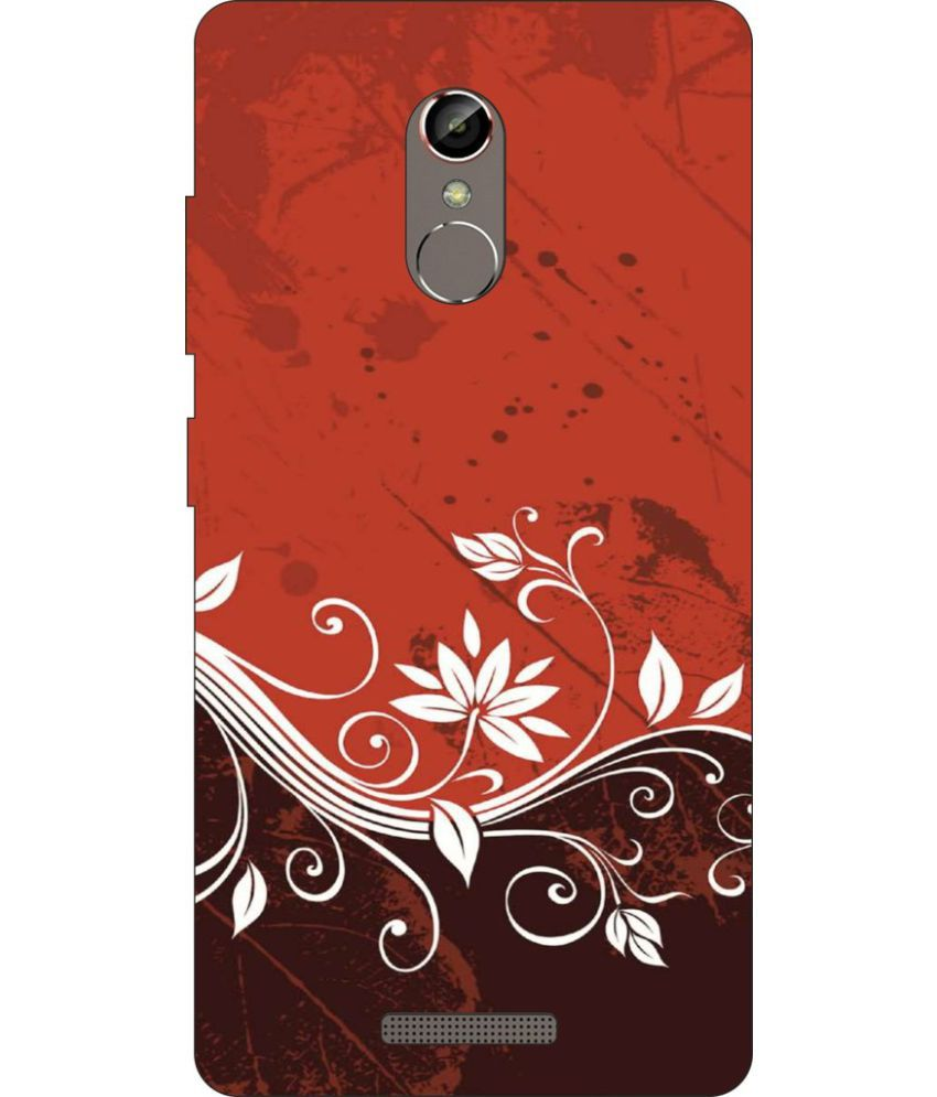 Gionee S6s Printed Cover By Go Hooked